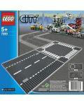 Конструктор Lego City - Разширение на града на Лего (7280) - 1t