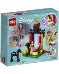 Конструктор Lego Disney Princess - Тренировката на Мулан (41151) - 3t