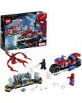 Конструктор Lego Marvel Super Heroes -Spider-Man Bike Rescue (76113) - 1t