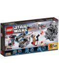 Конструктор Lego Star Wars - Ski Speeder™ vs. First Order Walker™ Microfighter (75195) - 3t