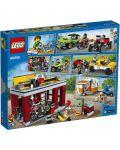 Конструктор Lego City Nitro Wheels - Сервиз за тунинг (60258) - 1t
