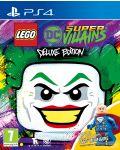 LEGO DC Super-Villains Deluxe Edition (PS4) - 1t