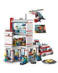 Конструктор Lego City - Болница (60204) - 3t