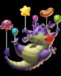 Парти настолна игра Loony Quest - 8t