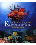 Невероятният Коралов риф 3D: Ловци и плячка (Blu-Ray) - 1t