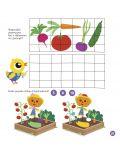 Научи ръчичката да пише: Числа, лабиринти и намиране на разлики + флумастер - 11t
