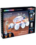 Светещ конструктор Laser Pegs Mission Mars - Марсоход - 1t