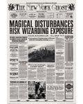 Макси плакат Pyramid - Fantastic Beasts (The New York Ghost) - 1t