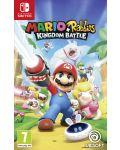 Mario & Rabbids: Kingdom Battle (Nintendo Switch) - 1t