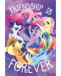 Макси плакат Pyramid - My Little Pony Movie (Friendship is Forever) - 1t