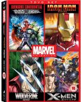 Marvel Anime Collection (DVD) - 1t
