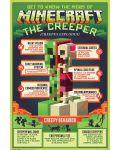 Макси плакат GB Eye Minecraft - Creepy Behaviour - 1t
