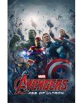 Макси плакат Pyramid - Avengers: Age Of Ultron (One Sheet) - 1t