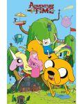 Макси плакат - Adventure Time (House) - 1t