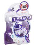 Интерактивна играчка Manley TEKSTA Micro Pets - Робот, Коте - 4t