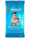 Magic the Gathering Ravnica Allegiance Booster Pack - 4t