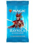 Magic the Gathering Ravnica Allegiance Booster Pack - 5t