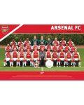 Макси плакат Pyramid - Arsenal FC (Team 17/18) - 1t