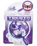 Интерактивна играчка Manley TEKSTA Micro Pets - Робот, Коте - 7t