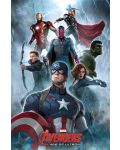 Макси плакат Pyramid - Avengers: Age Of Ultron (Encounter) - 1t