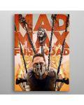 Метален постер Displate - Mad Max - Fury Road - 3t