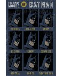 Макси плакат Pyramid - DC Originals (The Many Moods Of Batman) - 1t