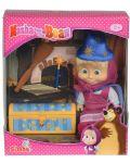 Кукла Simba Toys Маша и Мечока - Маша, фокусник - 2t