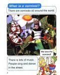 Macmillan Children's Readers: Carnival time (ниво level 2) - 4t