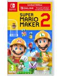 Super Mario Maker 2 + 12 месеца Nintendo Switch Online (Nintendo Switch) - 1t
