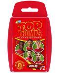 Игра с карти Top Trumps - Manchester United FC - 1t