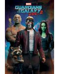 Макси плакат Pyramid - Guardians of the Galaxy Vol, 2 (Characters In Space) - 1t