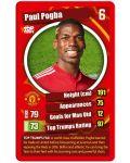 Игра с карти Top Trumps - Manchester United FC - 4t