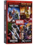 Marvel Anime Collection (DVD) - 2t