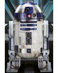 Макси плакат Pyramid - Star Wars Episode VII (R2-D2) - 1t