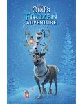 Макси плакат Pyramid - Olaf's Frozen Adventure (One Sheet) - 1t