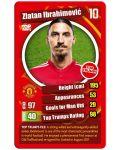 Игра с карти Top Trumps - Manchester United FC - 2t