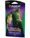 Magic the Gathering - Throne of Eldraine Theme Booster Green - 1t