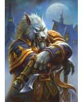 Метален постер Displate - Hearthstone: Genn Greymane - 1t