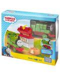 Моят конструктор Mega Bloks – Thomas & Friends – Да строим с Пърси - 2t