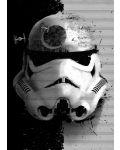 Метален постер Displate - Star Wars: Startrooper - 1t