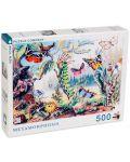 Пъзел New York Puzzle от 500 части - Метаморфоза - 2t