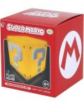 Мини лампа Paladone Nintendo Super Mario - Question Block - 4t