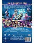 Monster High: Шантаво сливане (DVD) - 3t