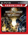 Mortal Kombat vs. DC Universe - Essentials (PS3) - 1t