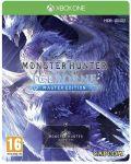 Monster Hunter World: Iceborne - Steelbook Edition - 3t