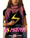 Ms. Marvel: No Normal - 1t