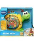 Детска играчка Vtech - Охлювче, музикално - 2t