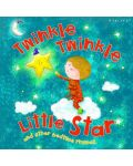 My Rhyme Time: Twinkle Twinkle Little Star and other bedtime rhymes (Miles Kelly) - 1t
