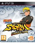 Naruto Shippuden Ultimate Ninja Storm Collection (PS3) - 1t