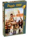 Пъзел Gold Puzzle от 1000 части - Намирането на Мойсей - 2t
